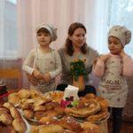 Виставка дигустація гарбузових кулінарних шедеврів та смаколиків